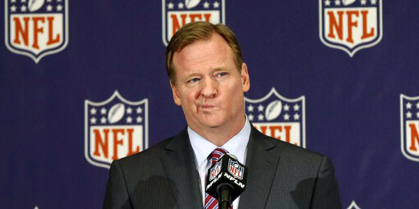 sherman goodell controversy