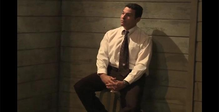 David Lewis SAG-AFTRA Acting Reel